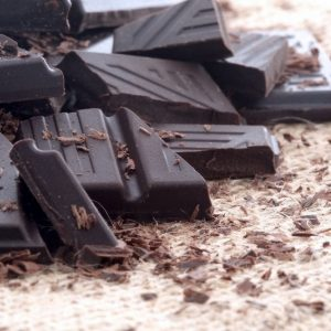 Chocolate can be a poison to dogs and cats