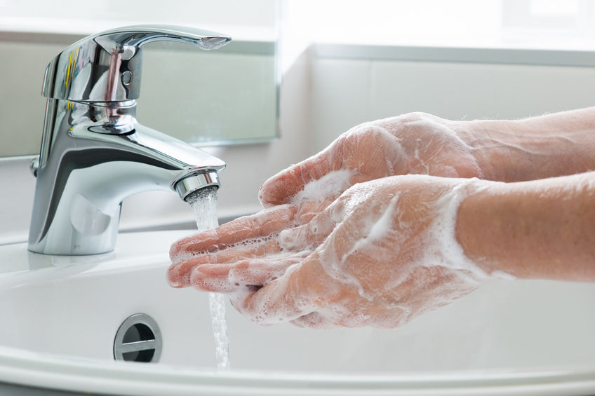 COVID-19 HAND WASHING